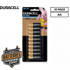 10 pack aa duracell batteries